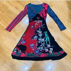 Simply stunning Desigual Dress